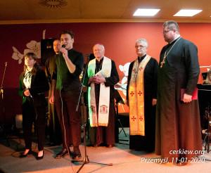 Wielokulturowe spotkanie opłatkowe w Przemyślu