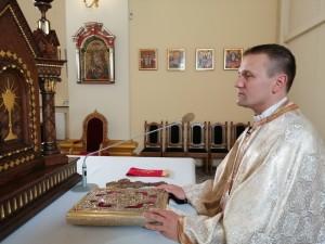 Запис недільної Божественної Літургії з Собору в Перемишлі – 11 жовтня