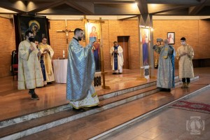 Ofiarowanie Pańskie i odpust parafialny w Cerkwi Greckokatolickiej – Łódź